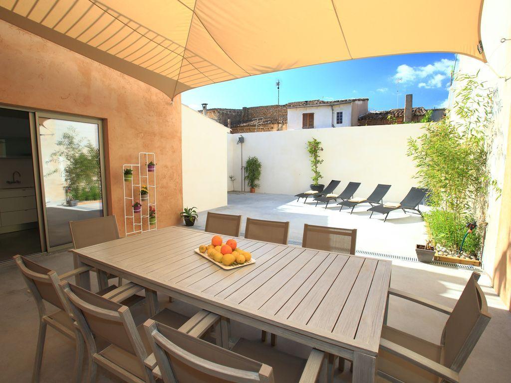 Alojamiento con jardín de 165 m²