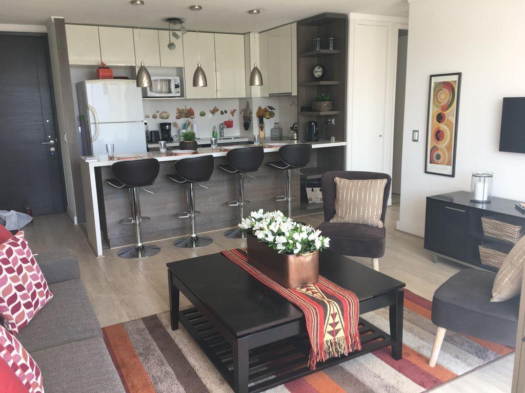 Apartamento de 78 m² en Las condes
