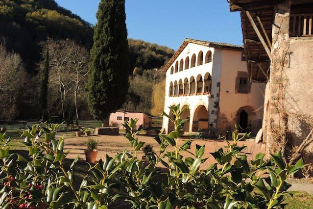 Casa Rural en la Garrotxa -1