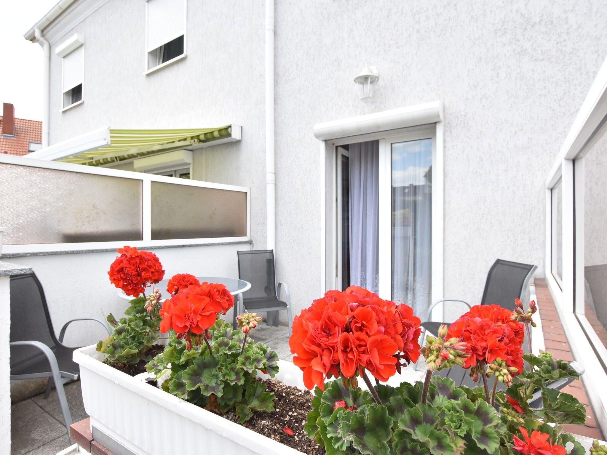 Residencia para 8 huéspedes en Wismar