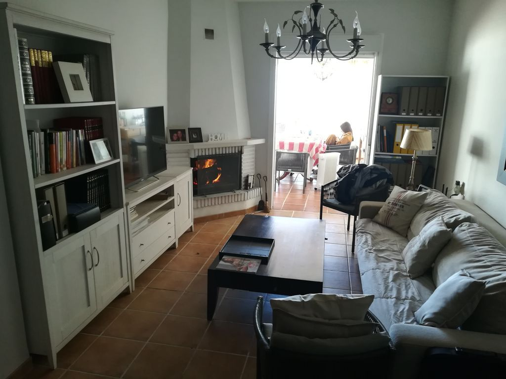 Apartment with wi-fi and 4 rooms