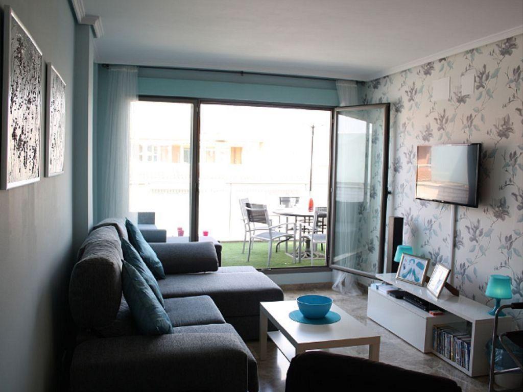 Ferienwohnung mit 3 Zimmern in Denia