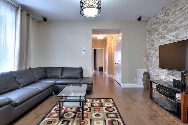 Apartamento en Montréal de 1 habitación
