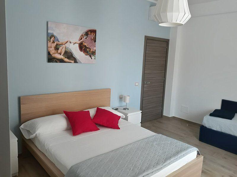 Alojamiento de 1 habitación en Maiori
