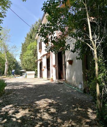 Hogareña casa en Pietramelara