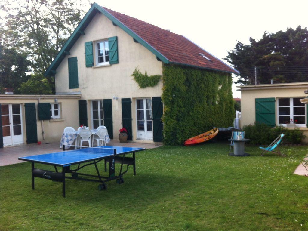 Alojamiento de 160 m² para 14 personas