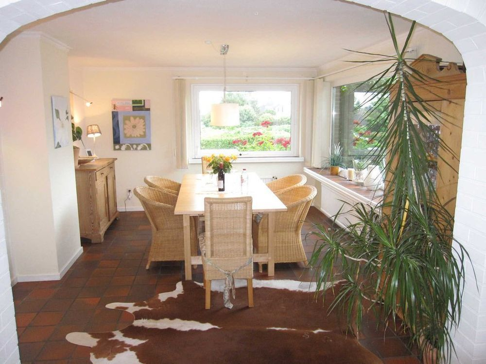 Maravillosa casa en Keitum-munkmarsch