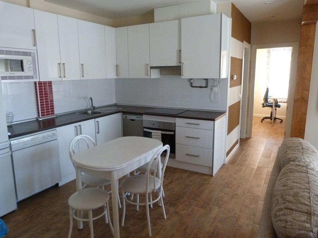 Apartamento original para 4 personas en Segovia