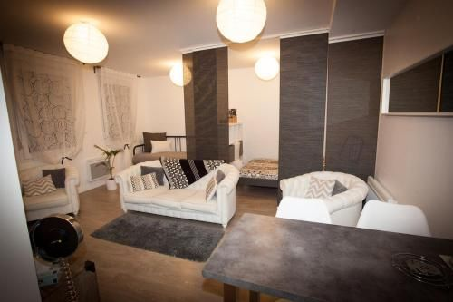 Panorámico apartamento en Saint-memmie