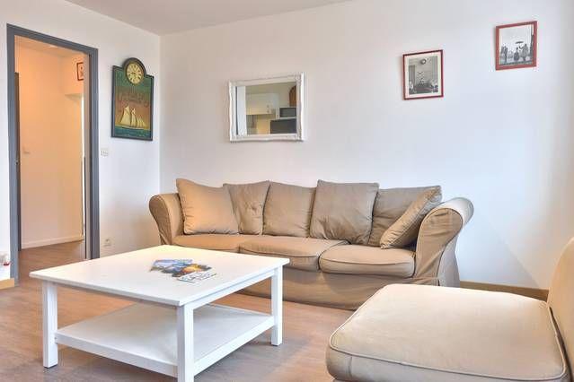 Apartamento de 55 m² para 5 huéspedes