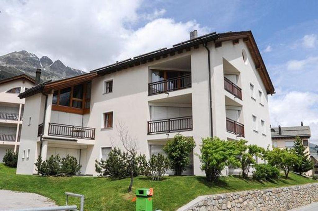 Apartamento de 110 m² en Silvaplana