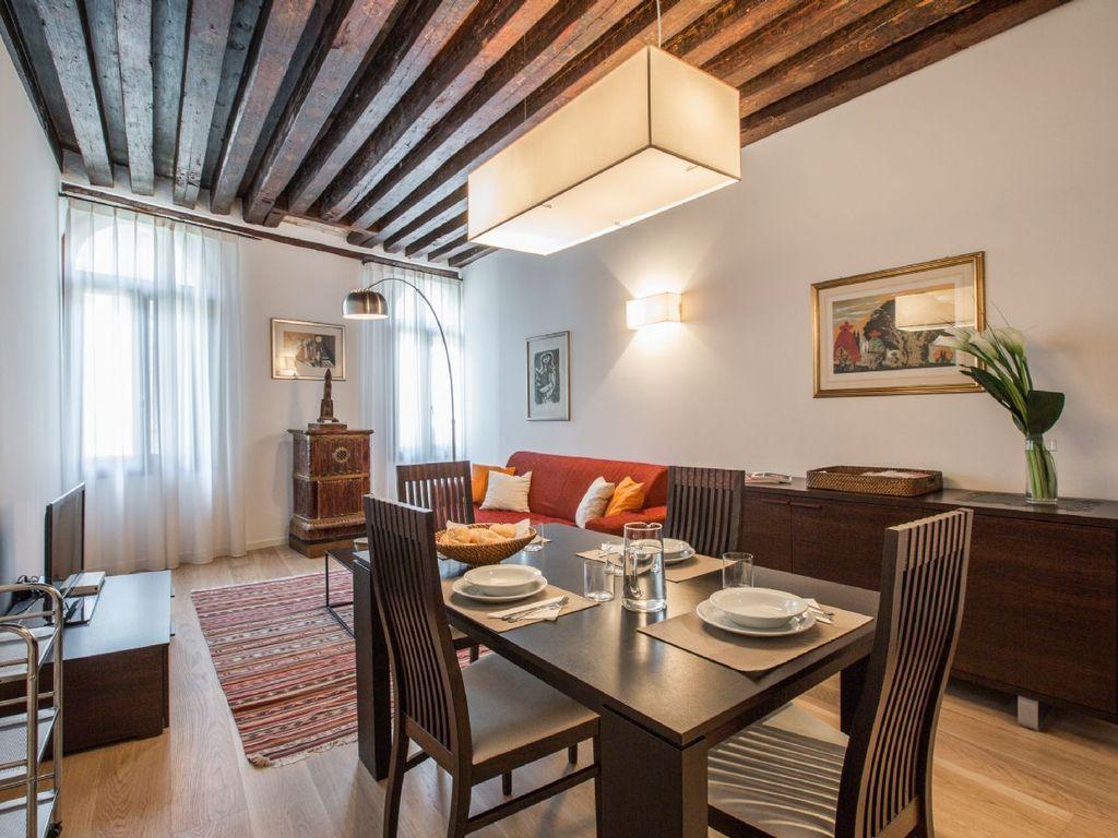 Apartamento atractivo de 95 metros en Venecia