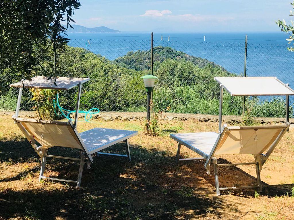 Casa para 6 personas en Monte argentario, porto santo stefano