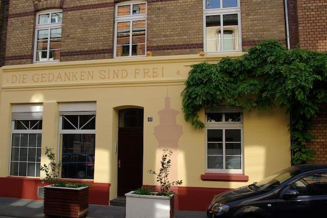 Cologne Ehrenfeld | Apartment EG