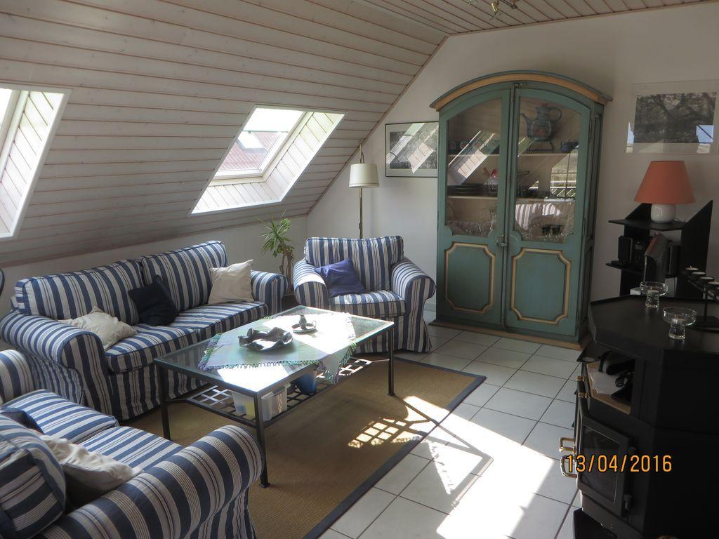 Wohnung für 4 Personen mit Balkon
