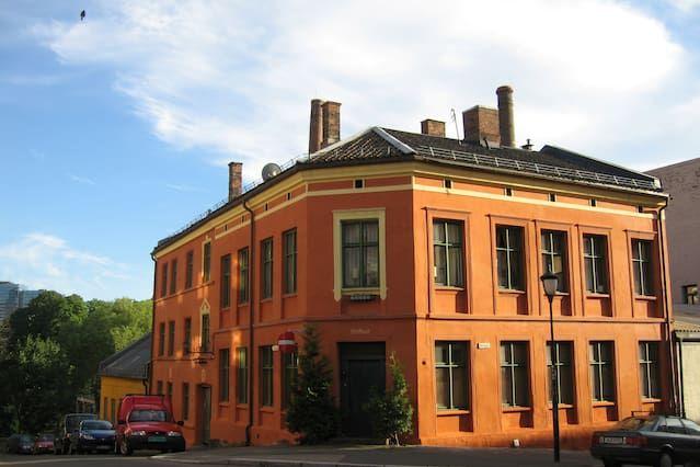 Residencia de 1 habitación en Oslo