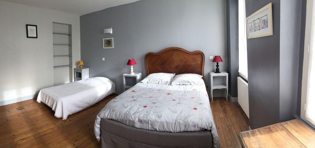 Appartement de 52 m² avec jardin