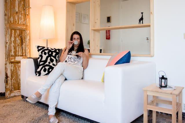 Apartamento para 4 personas en Mondolfo