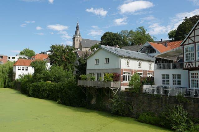 Atractivo alojamiento en Essen