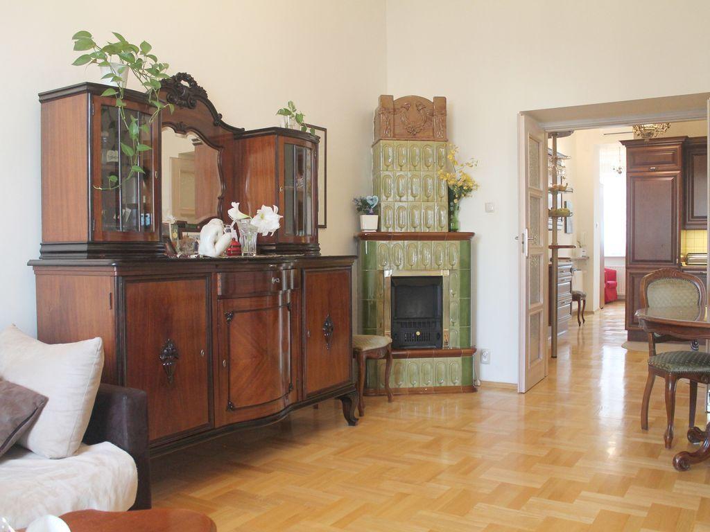 Precioso alojamiento de 2 dormitorios en Cracovia