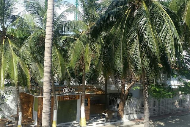 Bien équipé logement à Santa marta