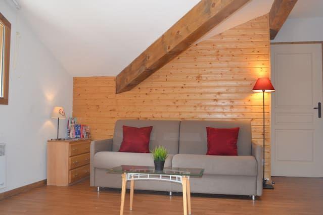 Apartamento de 32 m² en Orelle