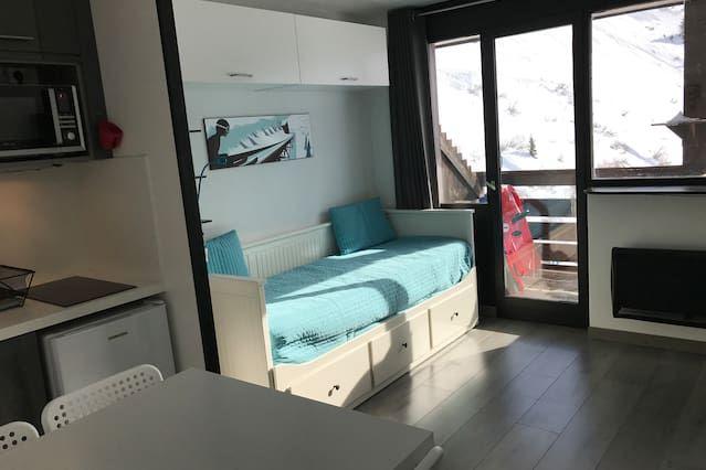 Funcional vivienda en Morzine