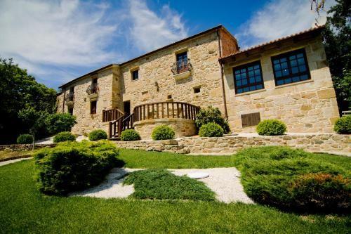 Casa de 7 habitaciones en Ézaro