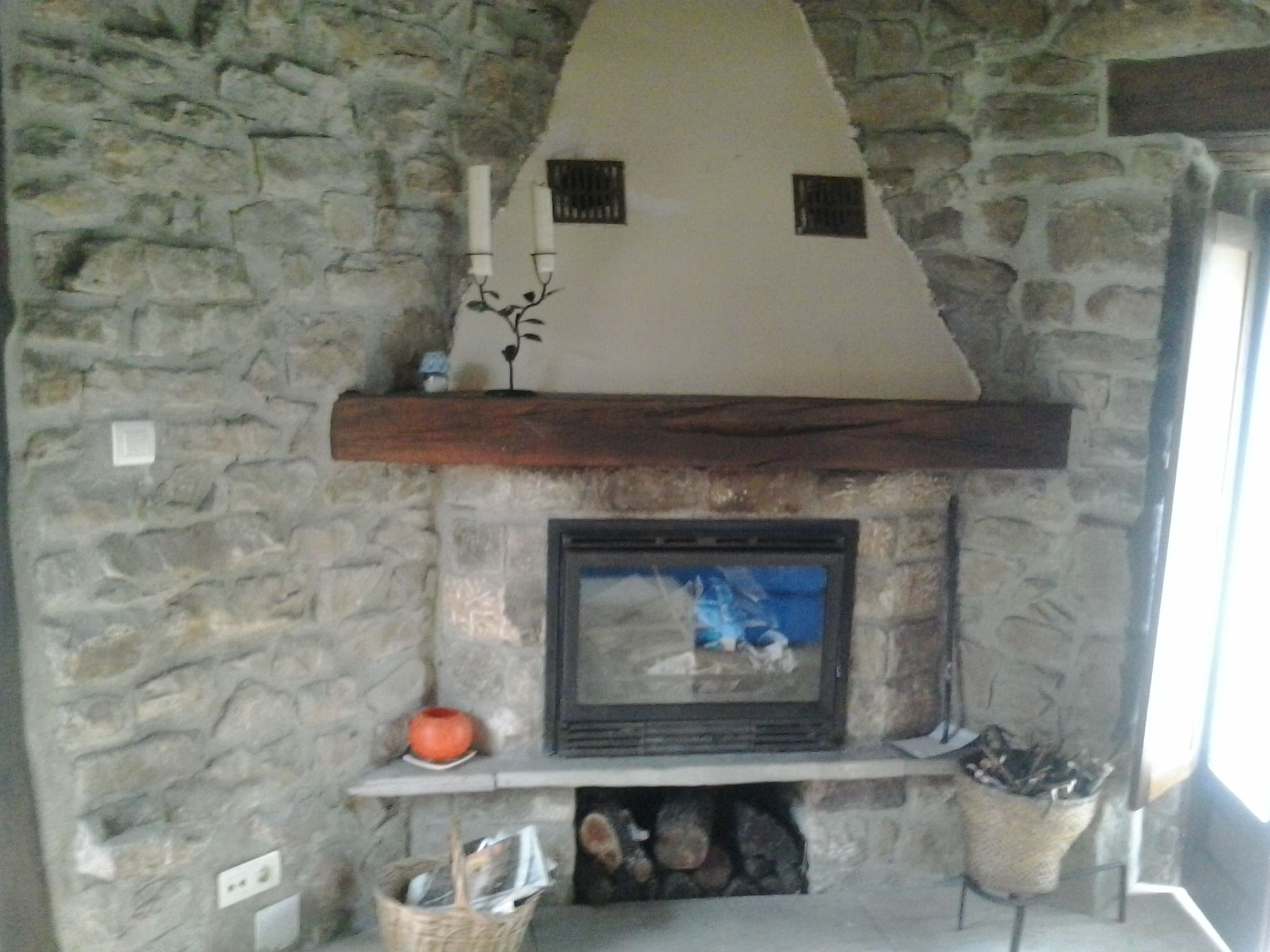 Casa rural El Otal. Encantadora!