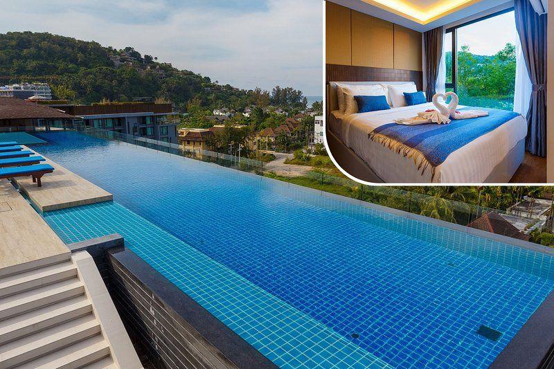 Apartamento para 3 personas en Bang tao beach