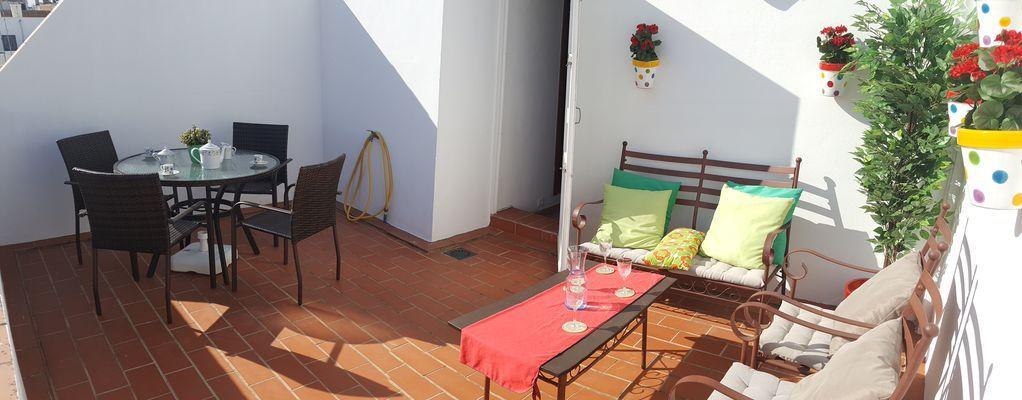 Precioso apartamento con Calefacción y Balcón en Conil de la frontera