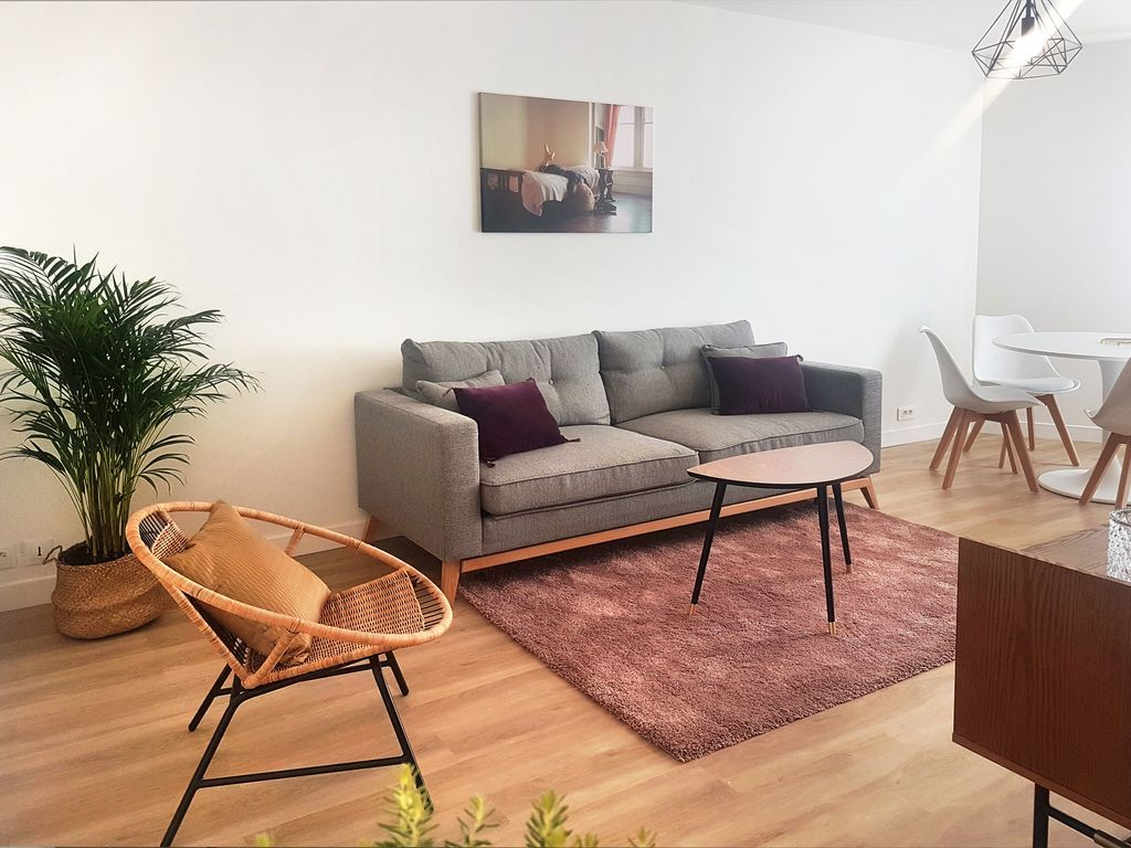 Alojamiento práctico de 1 habitación