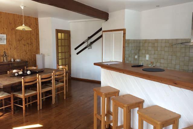 Piso de 130 m² de 5 habitaciones