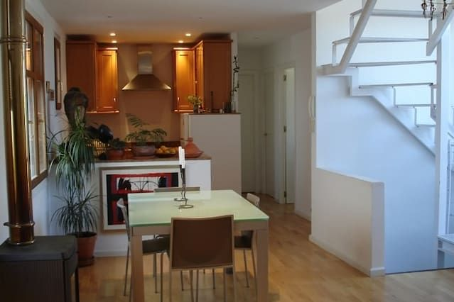 Alojamiento funcional de 85 m²