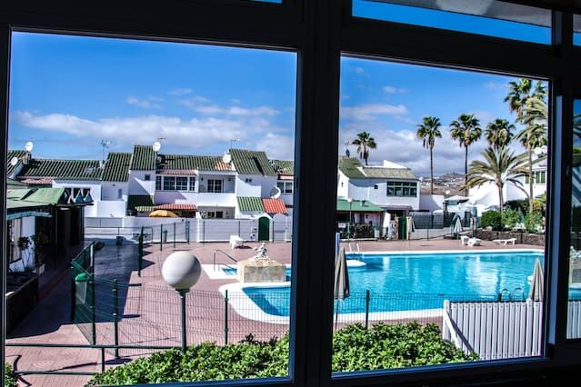 Holiday rental in Maspalomas with 1 room