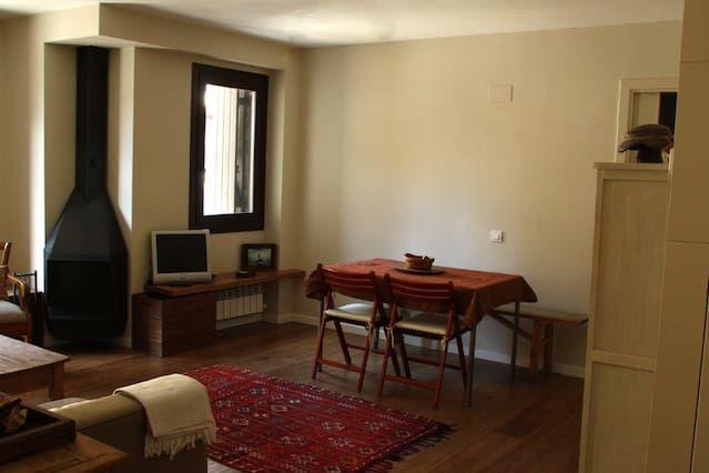Charmantes Apartment im Zentrum von Benasque