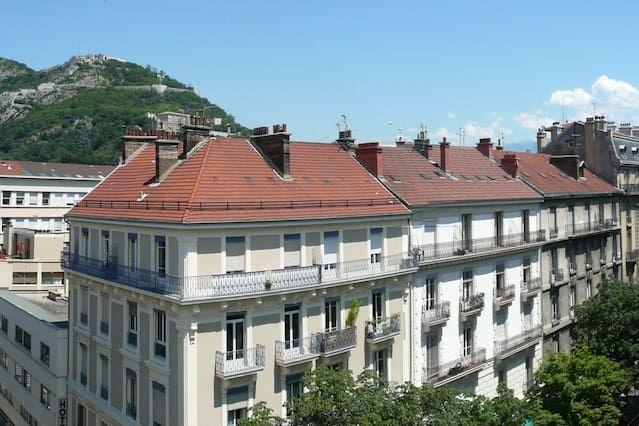 Appartement fonctionnel de 40 m²