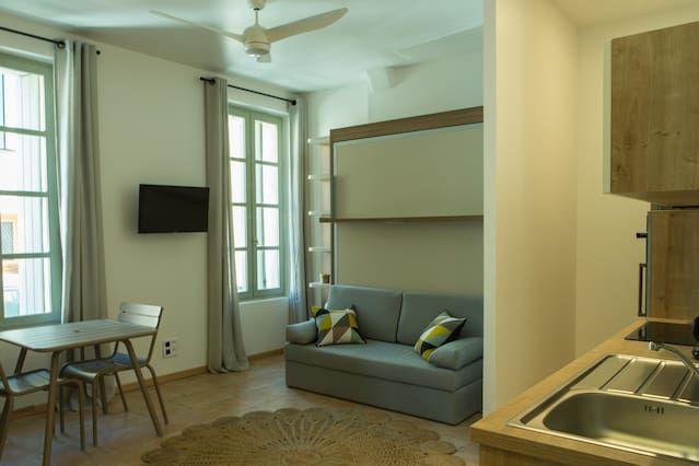 Piso de 2 habitaciones con wi-fi