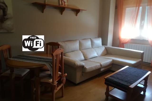 Apartamento atractivo en Salamanca