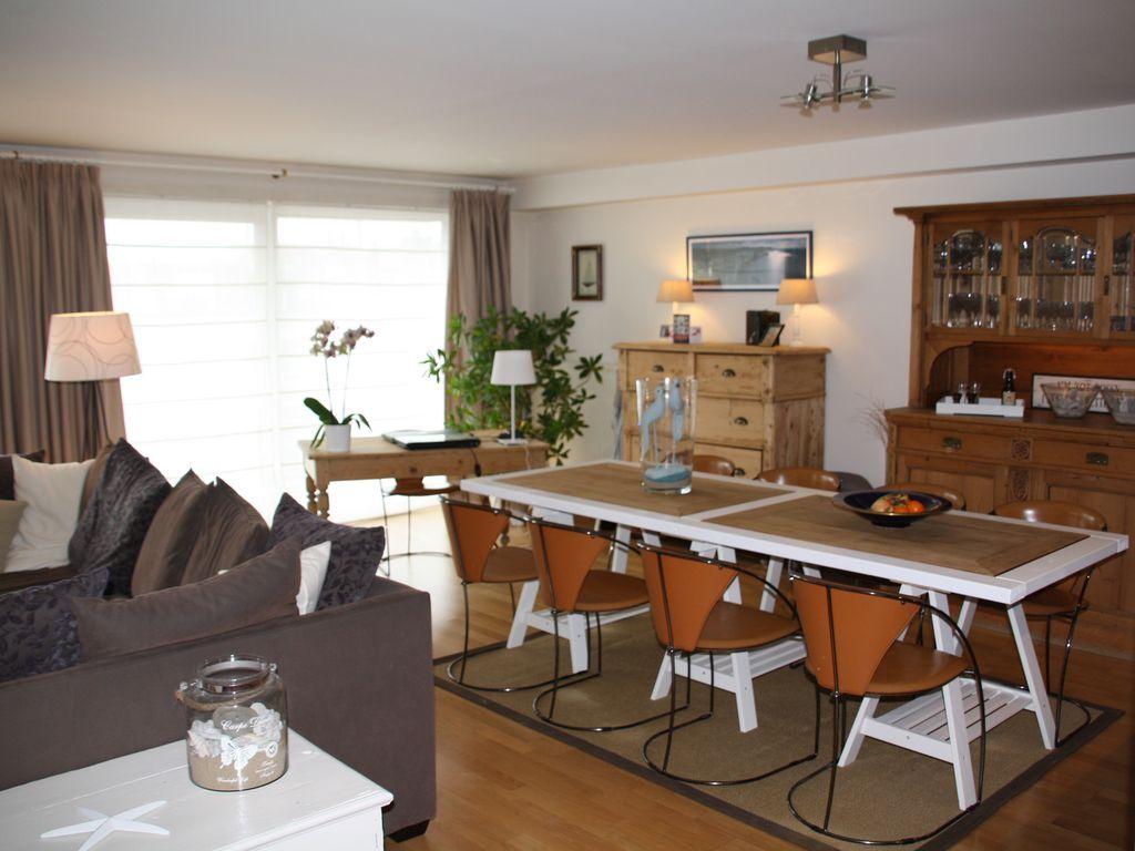 Eingerichtetes Apartment mit 2 Zimmern