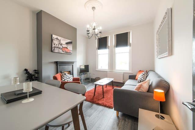 Vivienda de 2 habitaciones en Nottingham