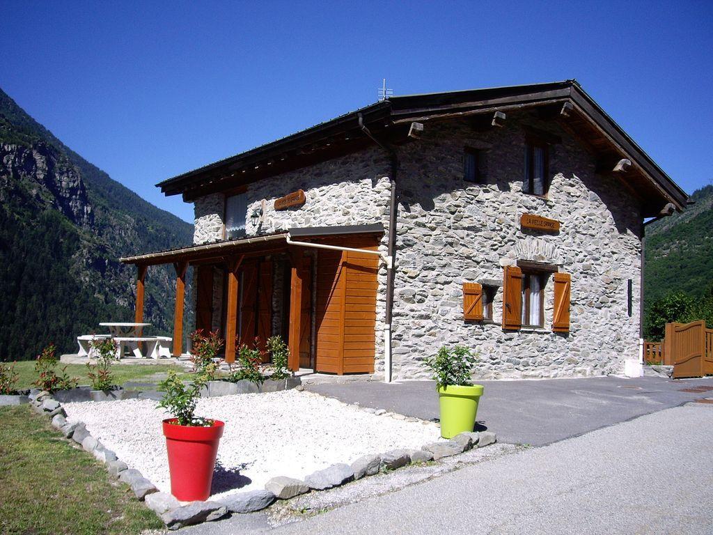 Maravillosa residencia para 9 huéspedes