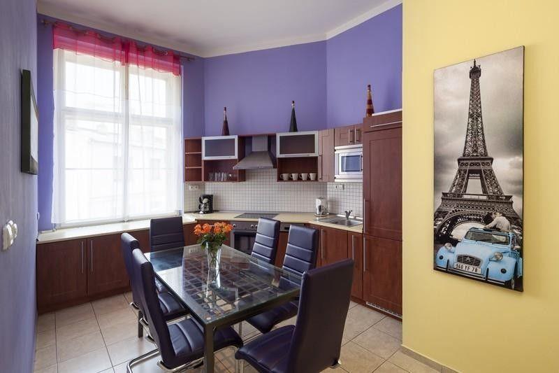 Ferienwohnung auf 100 m² in Prague