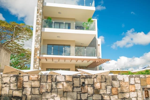 Holiday rental in Pereybere with 1 room