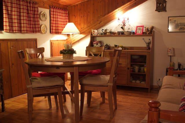 Estupendo Piso con 3 dormitorio(s) en Sauze d'Oulx con Aparcamiento, Portero y Desayuno incluido