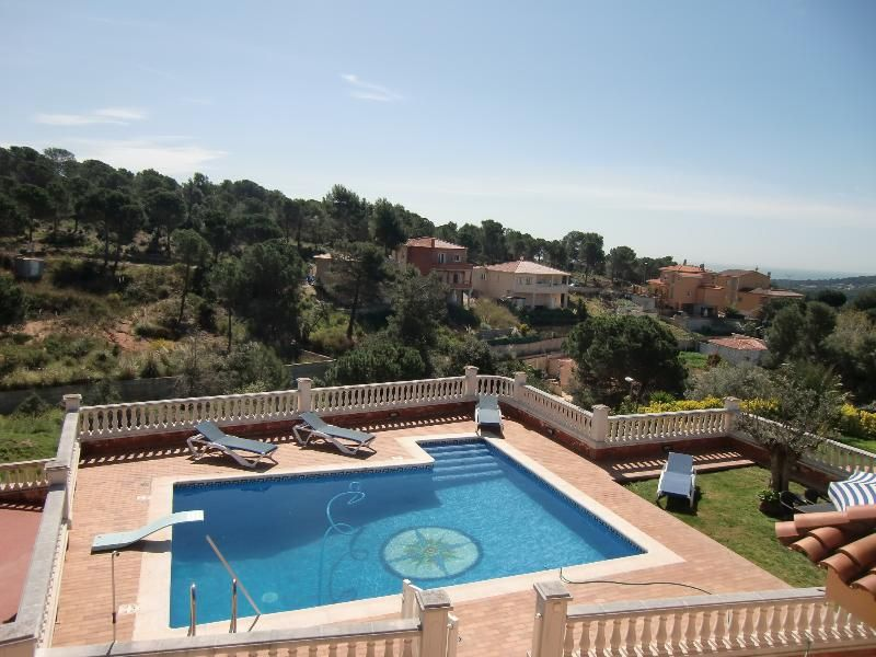 Villa de ines en Lloret de mar
