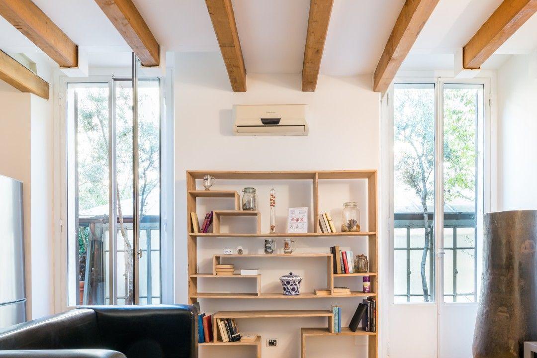 Casa con balcón de 120 m²