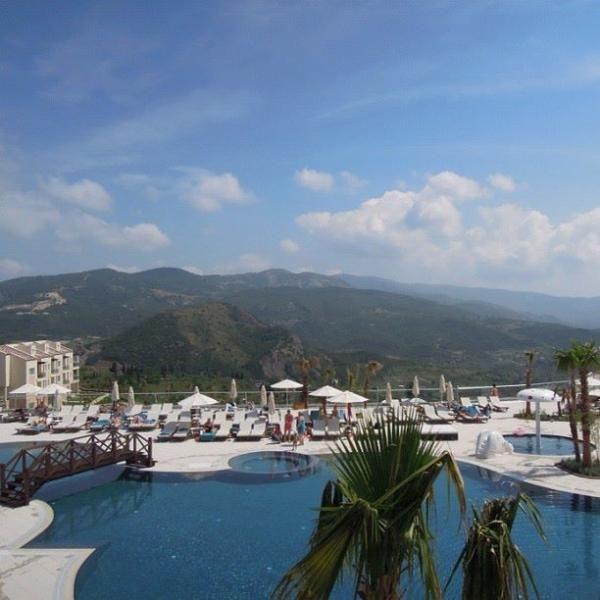 Kusadasi Golf Resort, Sea View