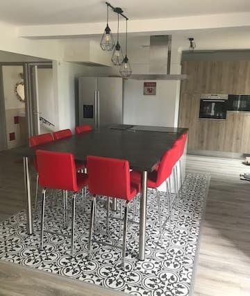 Ferienwohnung auf 130 m² mit 3 Zimmern