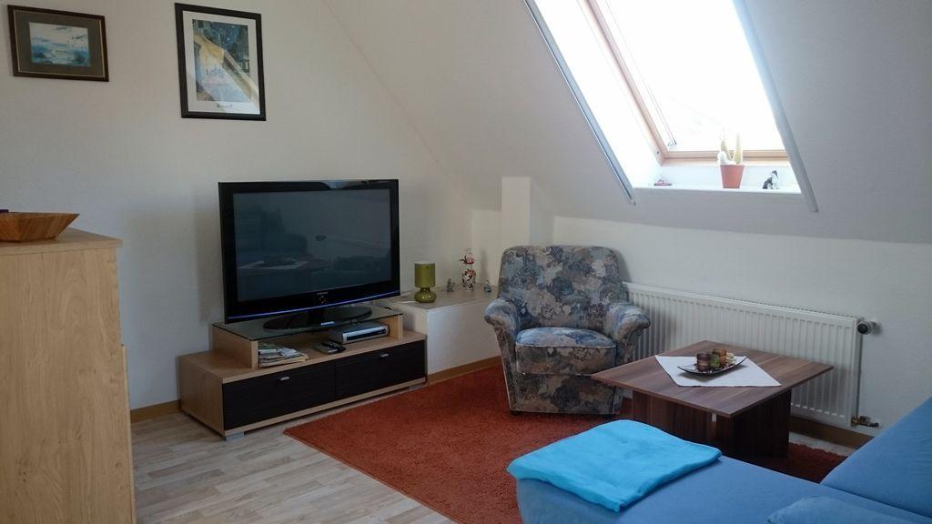 Apartamento para 4 personas en Alt schwerin